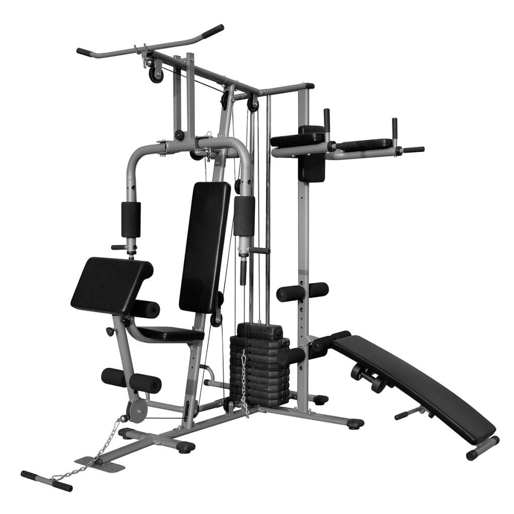 Shop home gym whole body workout sit up leg curl butterfly arm
