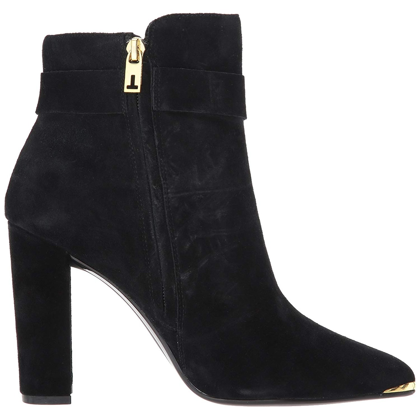 be487b45b1a6 Shop Ted Baker Womens Sailly Suede Pointed Toe Ankle Fashion Boots - Free  Shipping Today - Overstock - 22811145