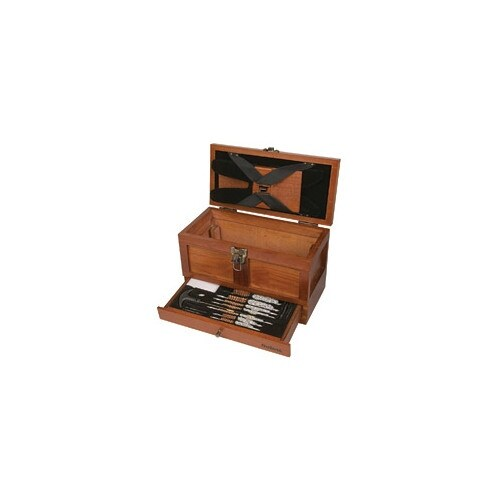 Outers 70084 outers 25pc univ clng tool box wood - Free Shipping On Orders Over $45 - Overstock.com - 24467634