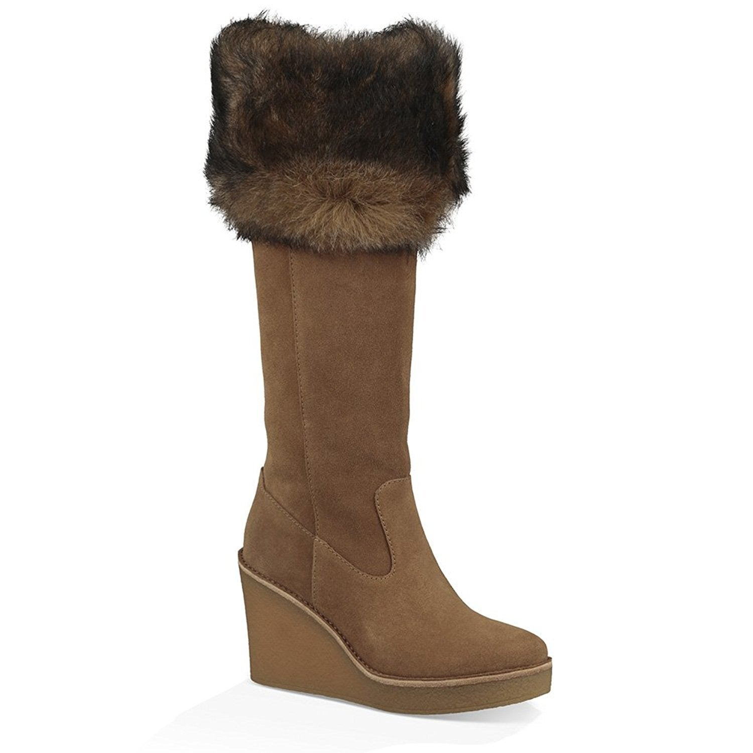 ef90e081dc9 Shop Ugg Womens Valberg Closed Toe Knee High Fashion Boots - Free Shipping  Today - Overstock - 22337244