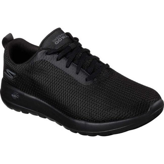 097d21db89da Shop Skechers Men s GOwalk Max Walking Shoe Black Black - On Sale ...