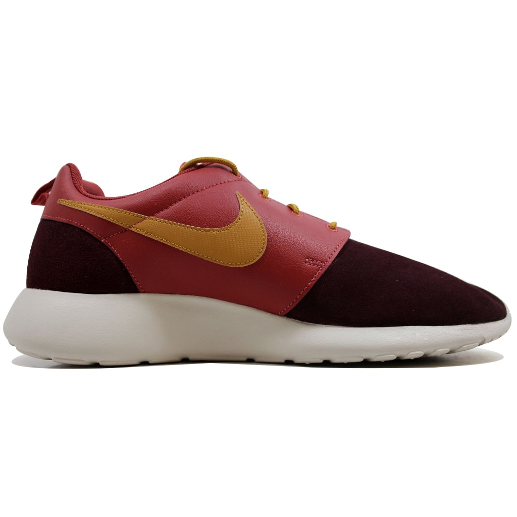 d16aafd639ea Shop Nike Men s Rosherun Premium Cedar Bronzine-Deep Burgundy 525234-601  Size 12.5 - Free Shipping Today - Overstock.com - 19508177