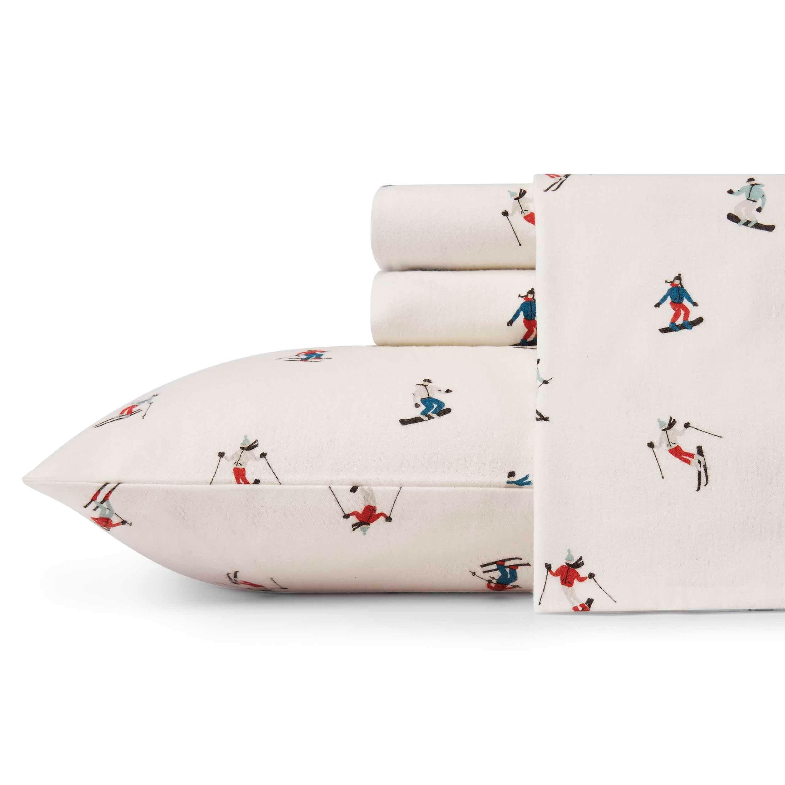 Eddie Bauer Cotton Flannel Bed Sheet Sets On Sale Overstock 8247214