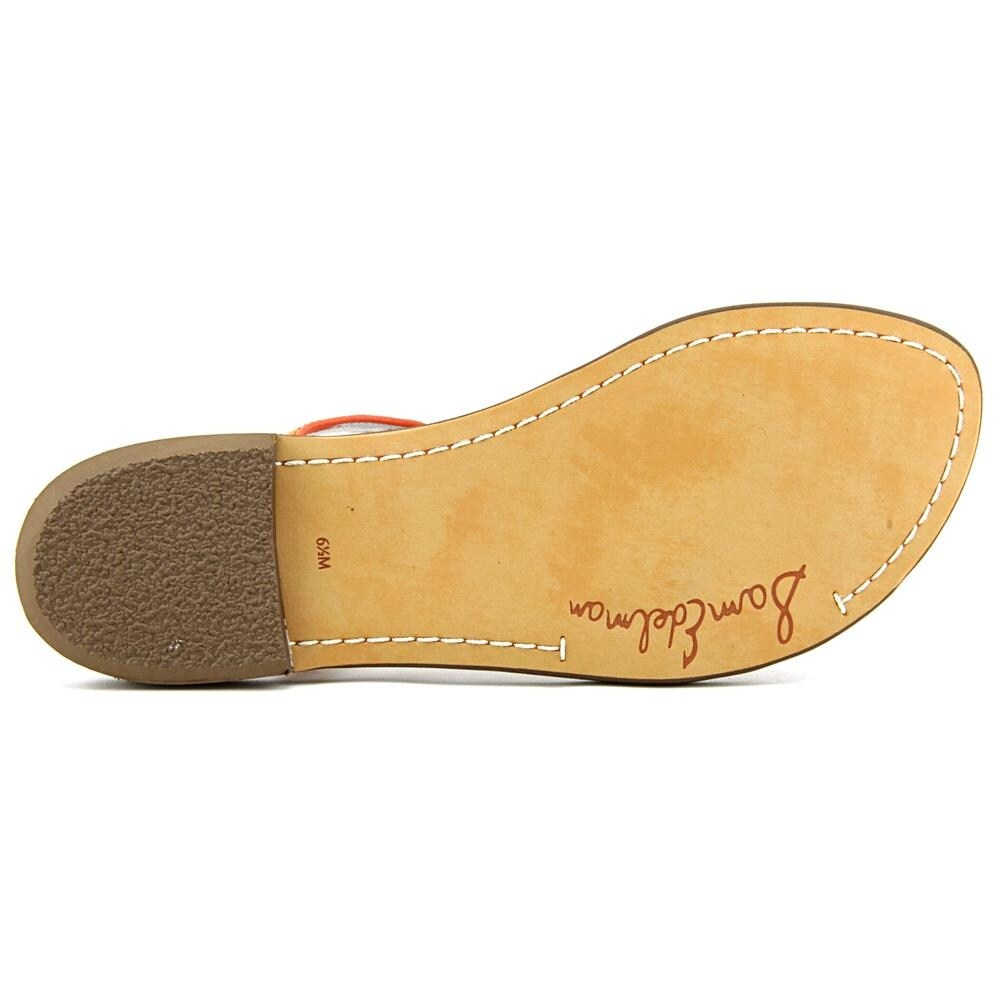 519cd2253d7e Shop Sam Edelman Galia Women Orange Sandals - Free Shipping On Orders Over   45 - Overstock - 14293712