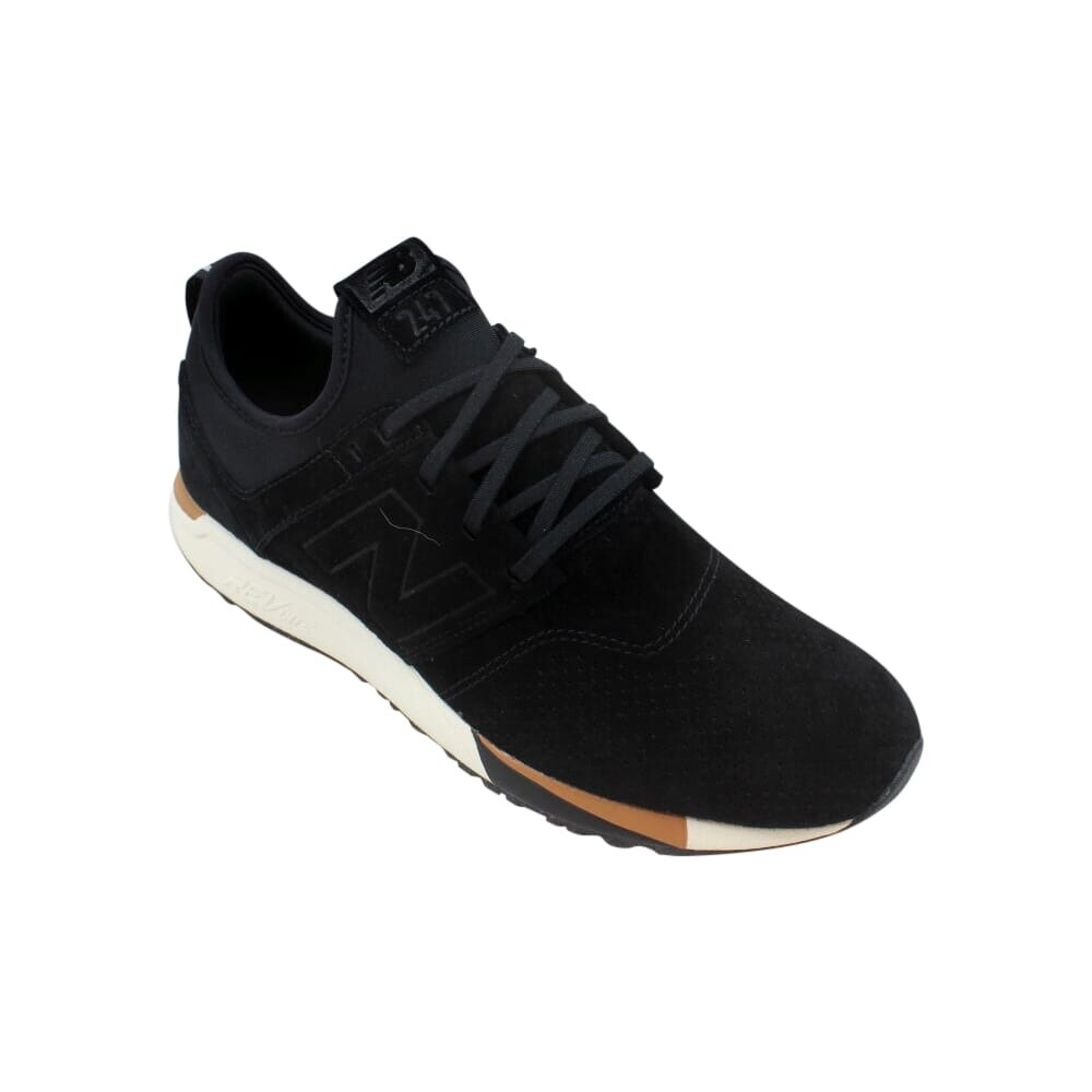 New Balance Men's 247 Deconstructed BlackWhite MRL247WU