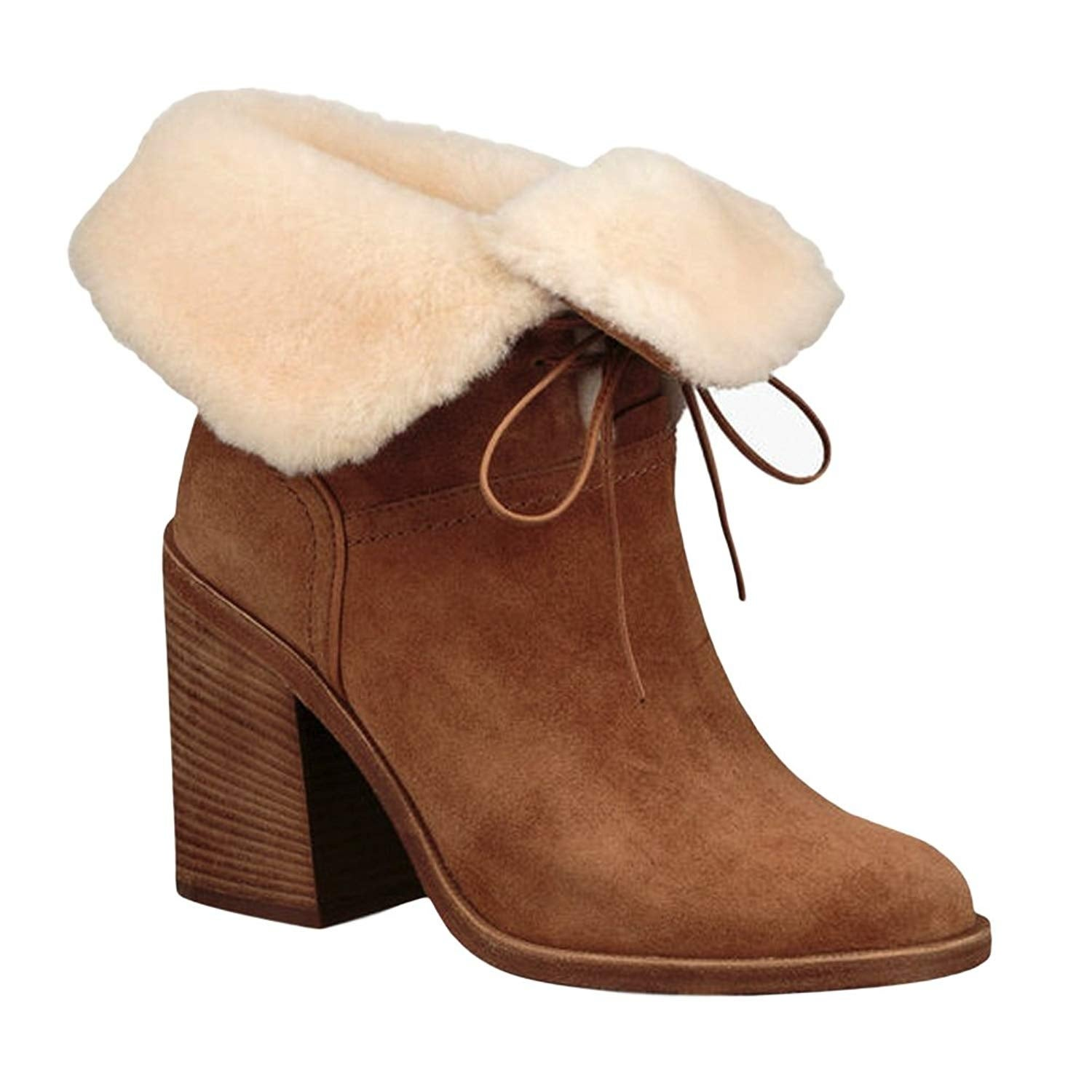 707500378be Shop Ugg Womens Jerene Closed Toe Ankle Cold Weather Boots - Free Shipping  Today - Overstock - 22967444