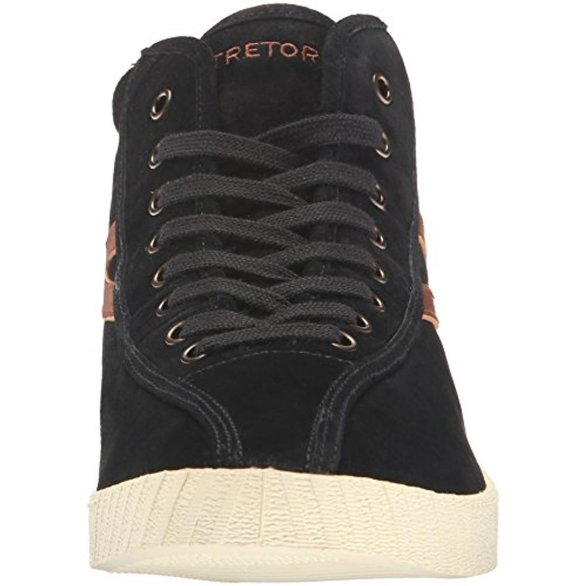 a2fbb7ef043f Shop Tretorn Mens Nylite Hi7 Fashion Sneakers Suede Hi Top - Free Shipping  On Orders Over  45 - Overstock - 14528846