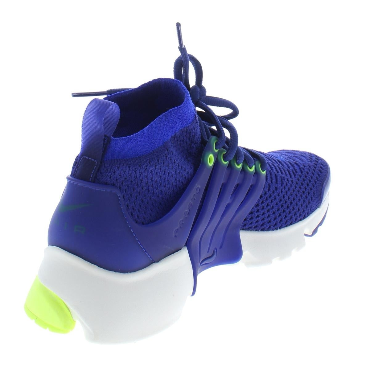 newest 55d4d bfb3b Shop Nike Womens Air Presto Flyknit Ultra Sneakers High Top Lace Up - Free  Shipping Today - Overstock - 24030642