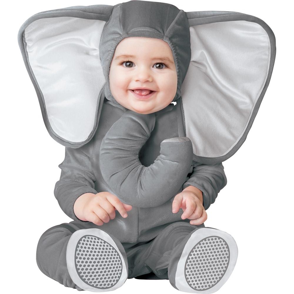 shop infant elephant animal halloween costume - free shipping on