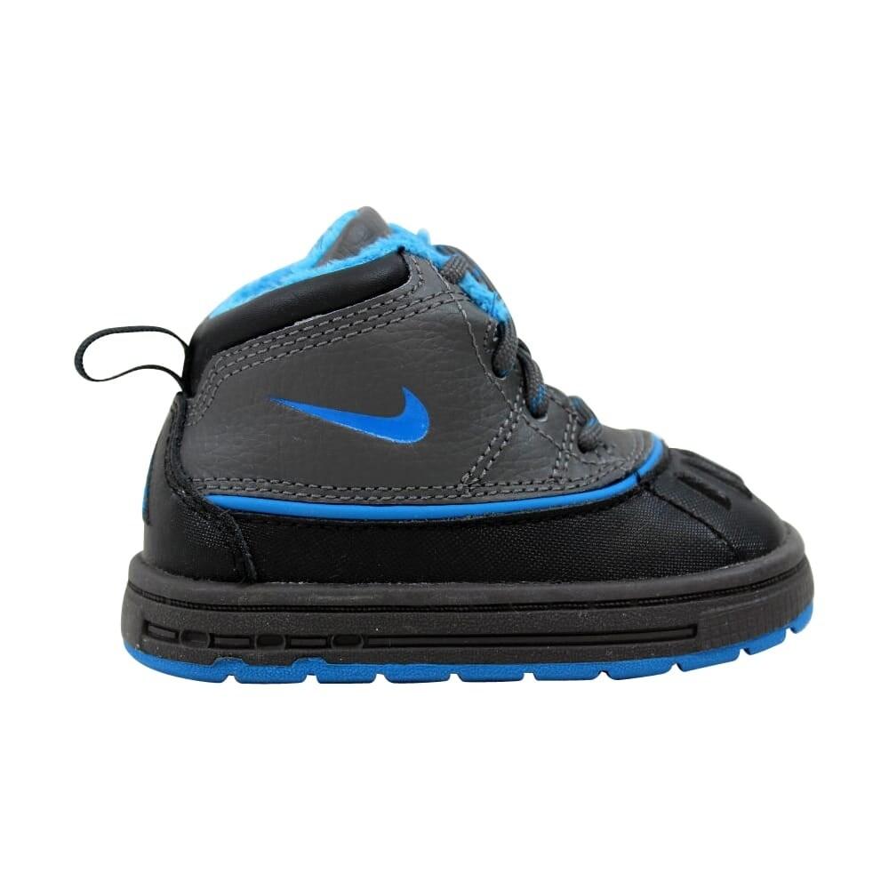 a75531593a Shop Nike Woodside GT Black/Imperial Blue-Midnight Fog 486893-040 ...