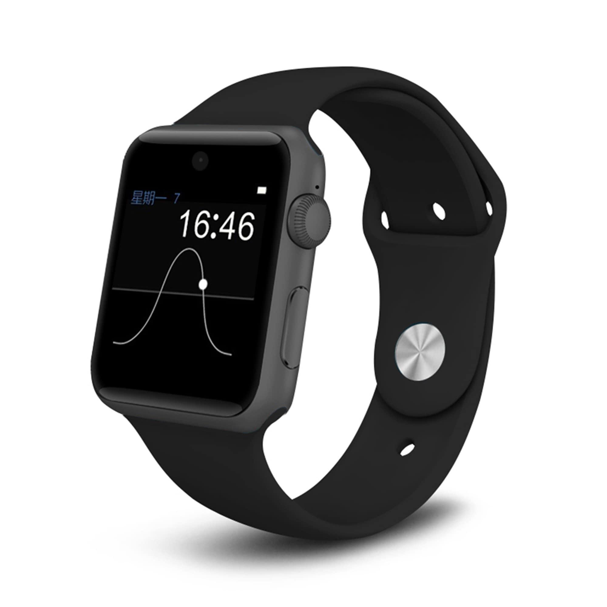 fitness smart monitor smartwatch gsm rug geekbuying bluetooth item siri rugged watch tracker socoole blue heart rate phone