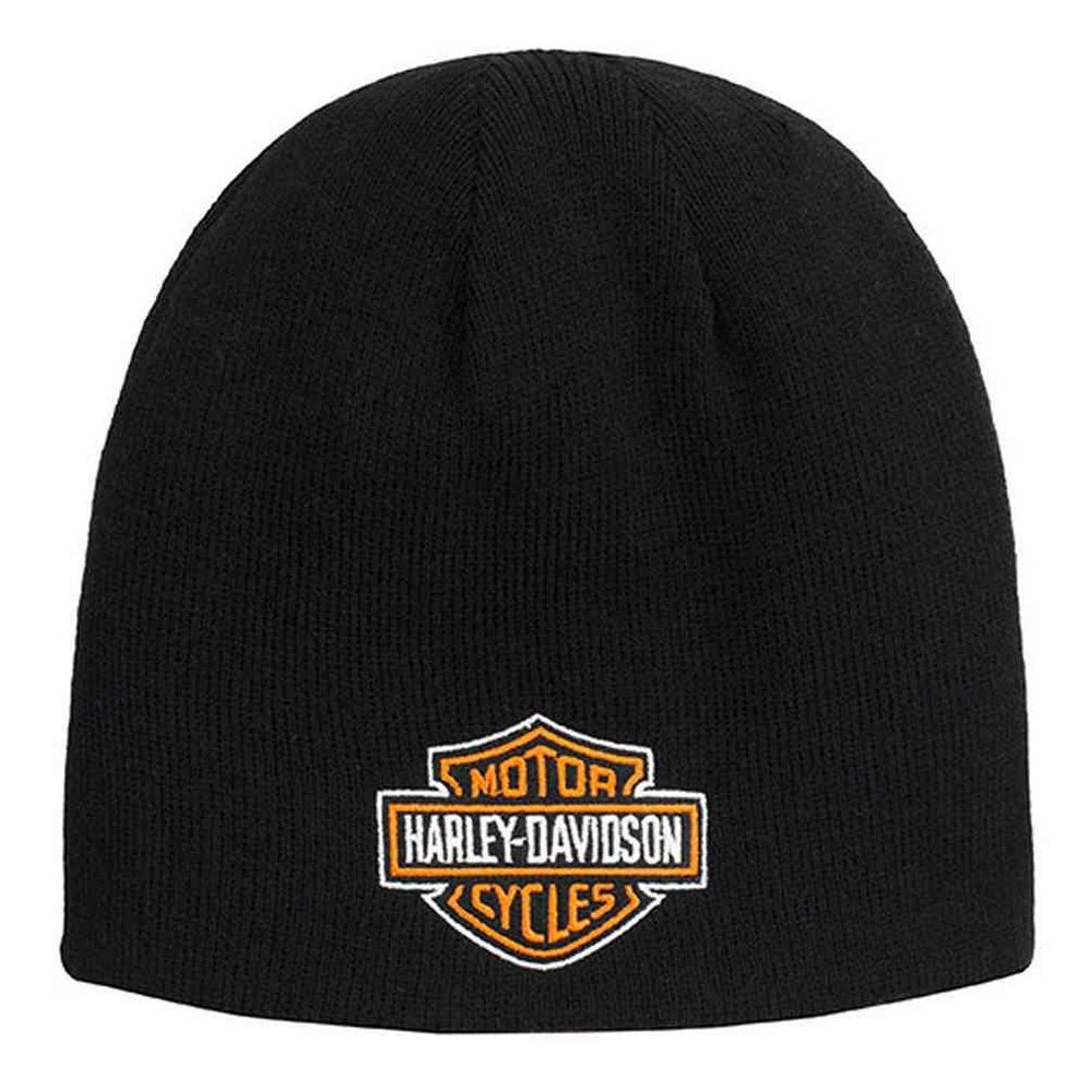 bd776d3979b1b Shop Harley-Davidson Men s Screamin  Eagle Reversible Sideline Knit Cap  HARLMH031900 - Free Shipping On Orders Over  45 - Overstock - 19482498