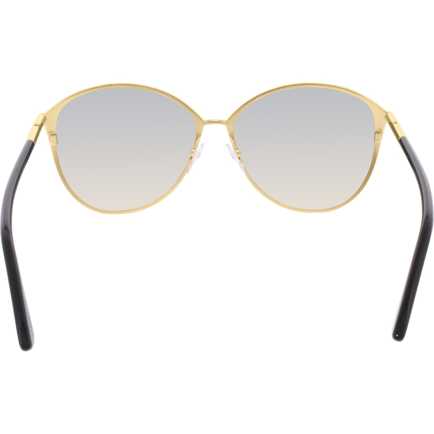e13ac03e65 Shop Tom Ford Women s Gradient Penelope FT0320-28B-59 Black Round Sunglasses  - Free Shipping Today - Overstock - 18901410