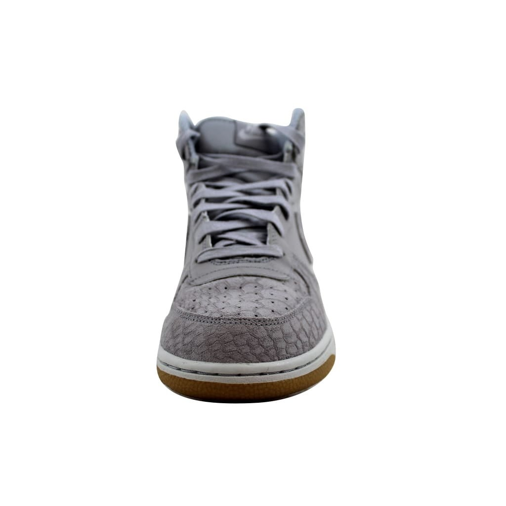 e2520521e694 Shop Nike Men s Big Nike High Lux Wolf Grey Wolf Grey-Pure Platinum  854165-002 - Free Shipping Today - Overstock.com - 22531352