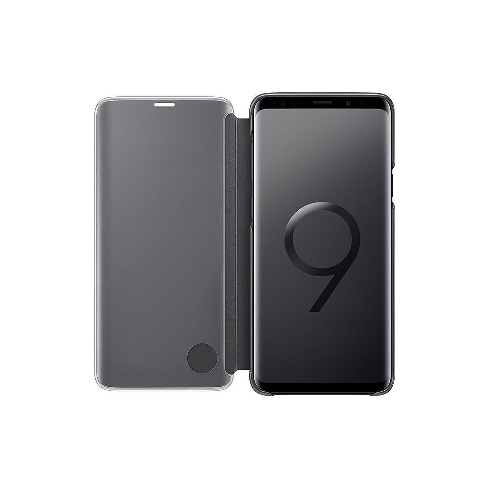 big sale c0f04 baa52 Samsung Galaxy S9 Plus S-View Flip Cover with Kickstand