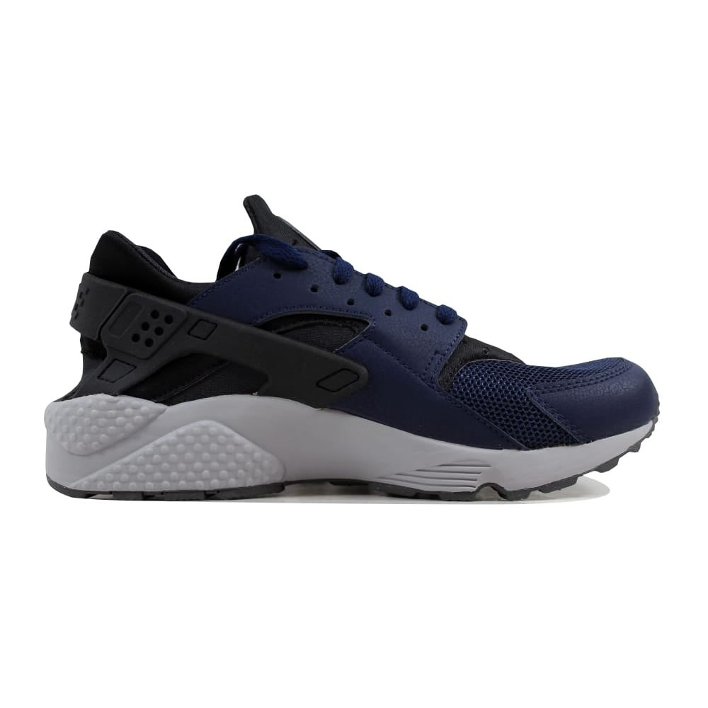 brand new f0b6e ed8eb Nike Air Huarache Midnight Navy Midnight Navy-Dark Ash-Cool Grey 318429-409  Men s
