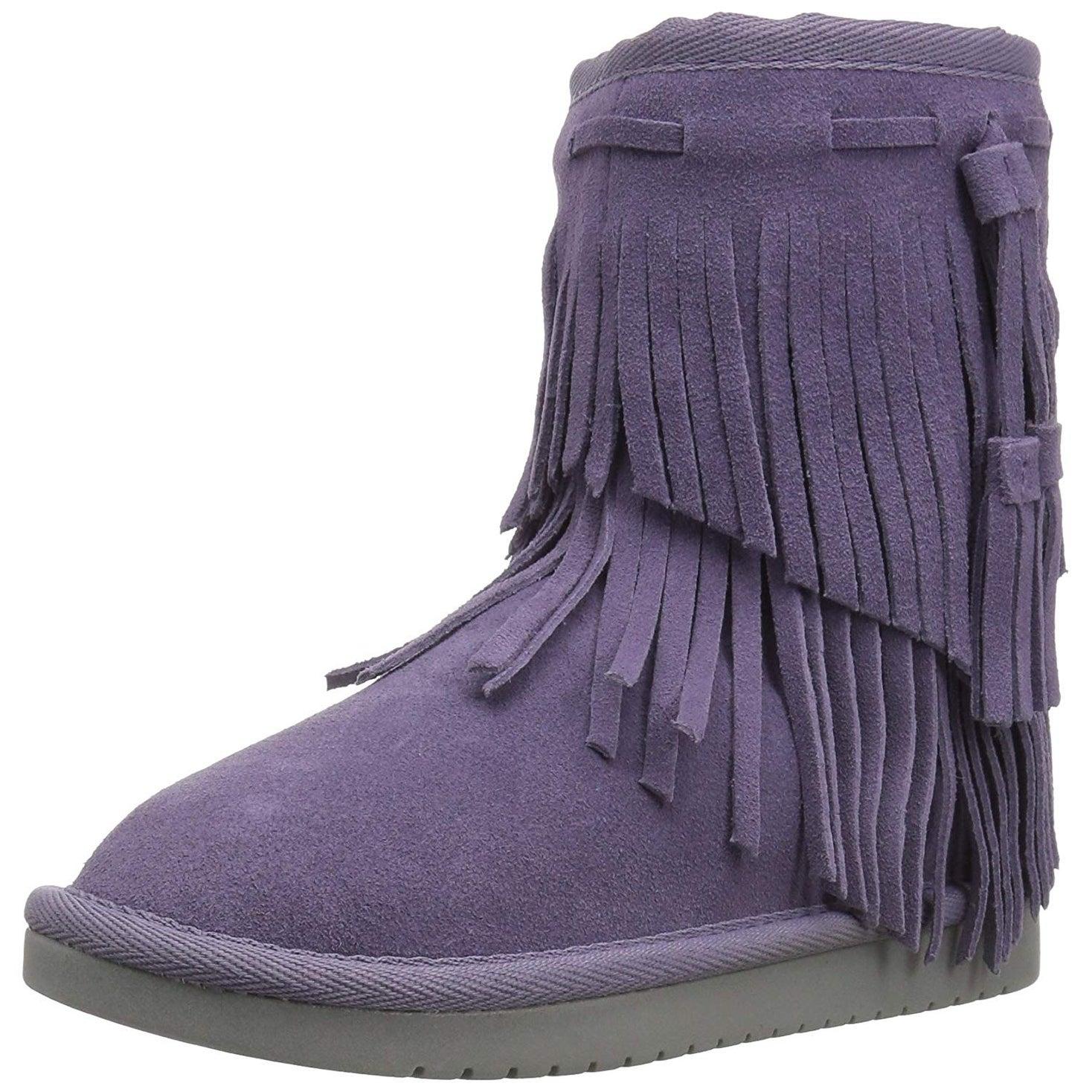 4f6f1567326 Koolaburra by UGG Girls' Cable Fashion Boot