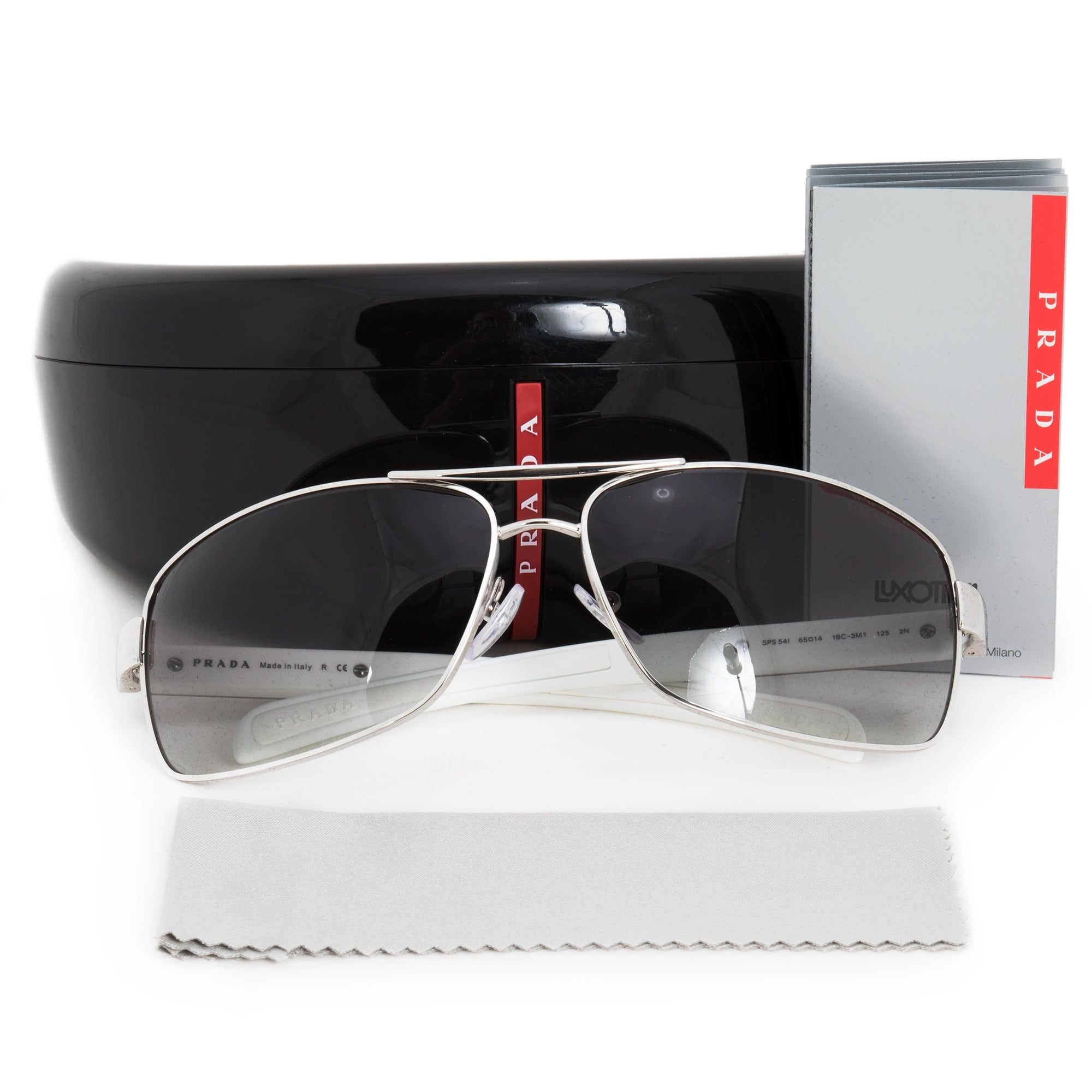 8198cfce official prada sunglasses 541 instructions 2f591 64087