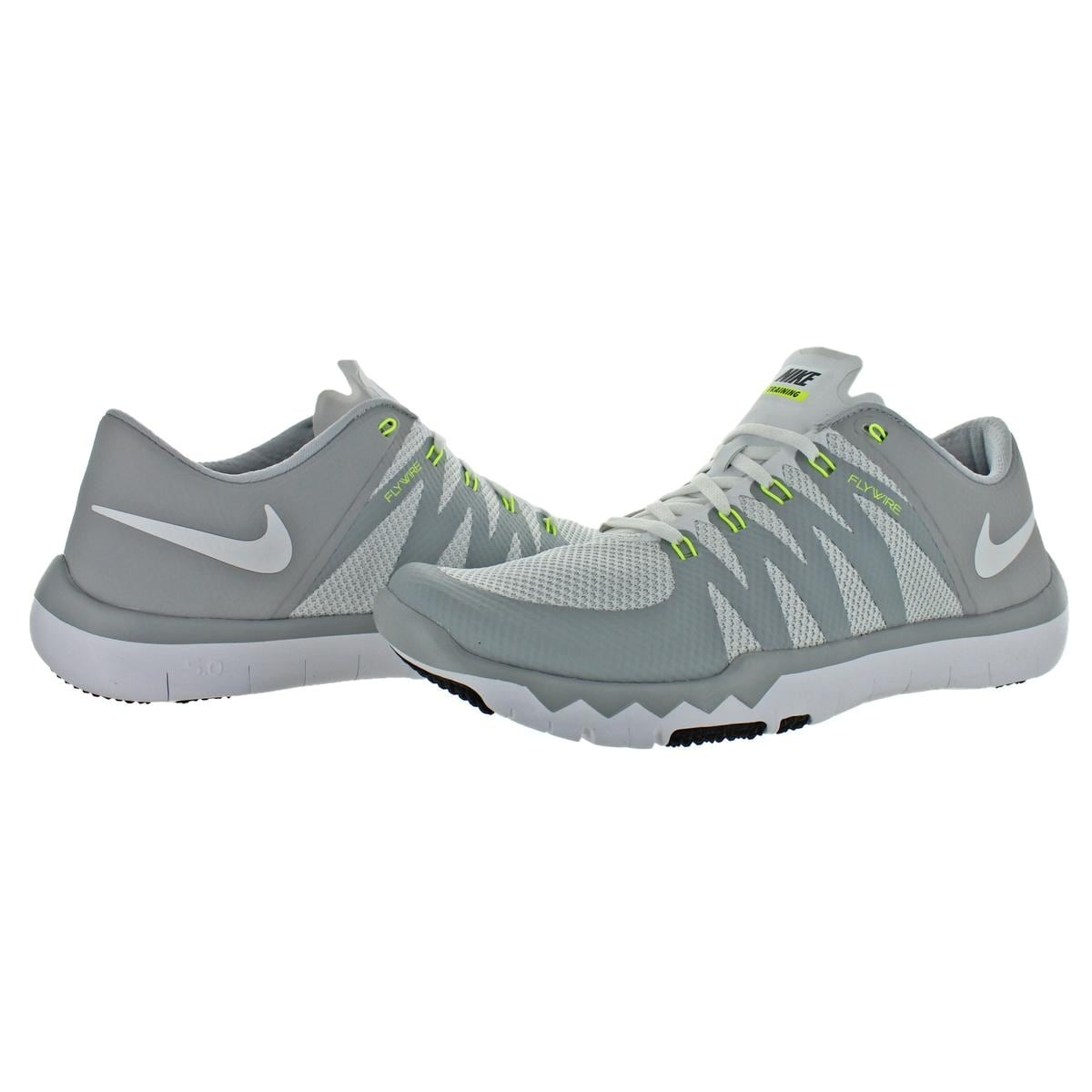 new product afb8a e5abe Shop Nike Mens Free Trainer 5.0 V6 Running, Cross Training Shoes Flywire  Mesh - Free Shipping Today - Overstock - 21942427