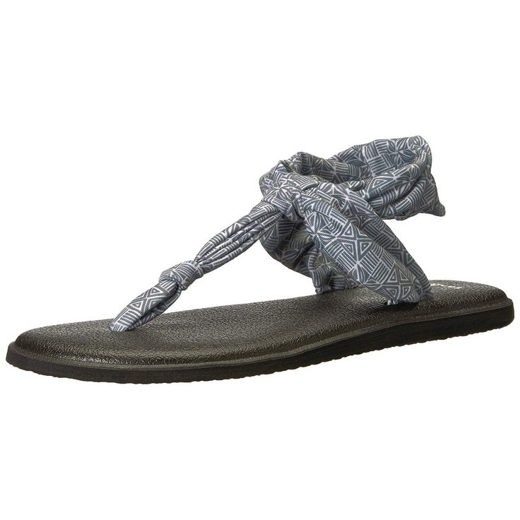 87a058bde Shop Sanuk Women s Yoga Sling Ella Flip Flop - Free Shipping On Orders Over   45 - Overstock - 22398138