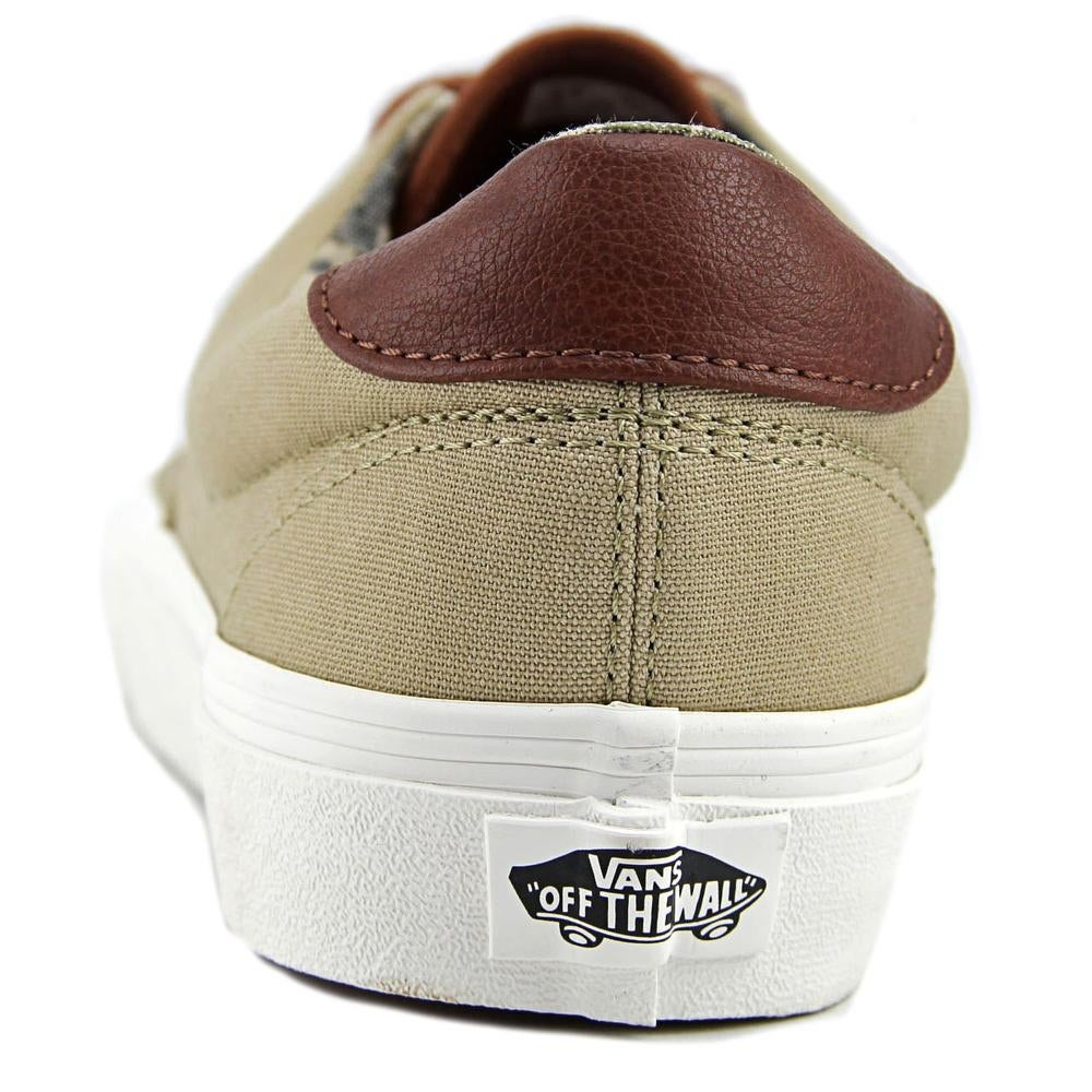 bf81befbc5 Shop Vans Era 59 Women Round Toe Canvas Tan Sneakers - Free Shipping Today  - Overstock.com - 16287812