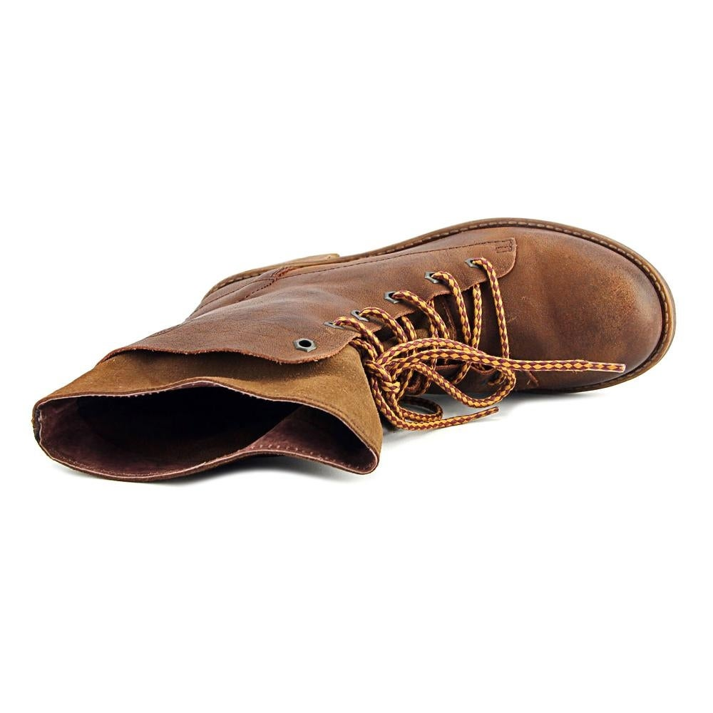 0916604a8dd Shop Coolway Brooks Round Toe Leather Boot - Free Shipping On Orders Over   45 - Overstock - 17838660