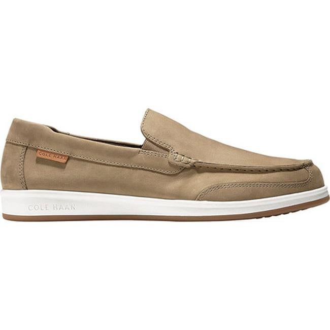 f7b40aa798b Shop Cole Haan Men s Dalton 2 Gore Loafer Milkshake Nubuck - On Sale - Free  Shipping Today - Overstock - 20746872
