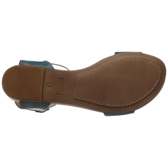 Miz Mooz Womens Alanis Open Toe Casual Slide Sandals   Free Shipping Today    Overstock.com   25792624