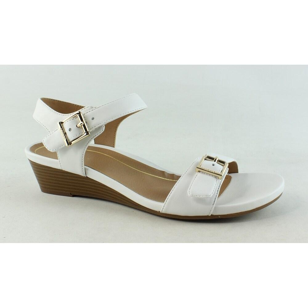 Womens Vionic Size 5c Frances Sandals 8 White d w 3RL5Aj4qSc