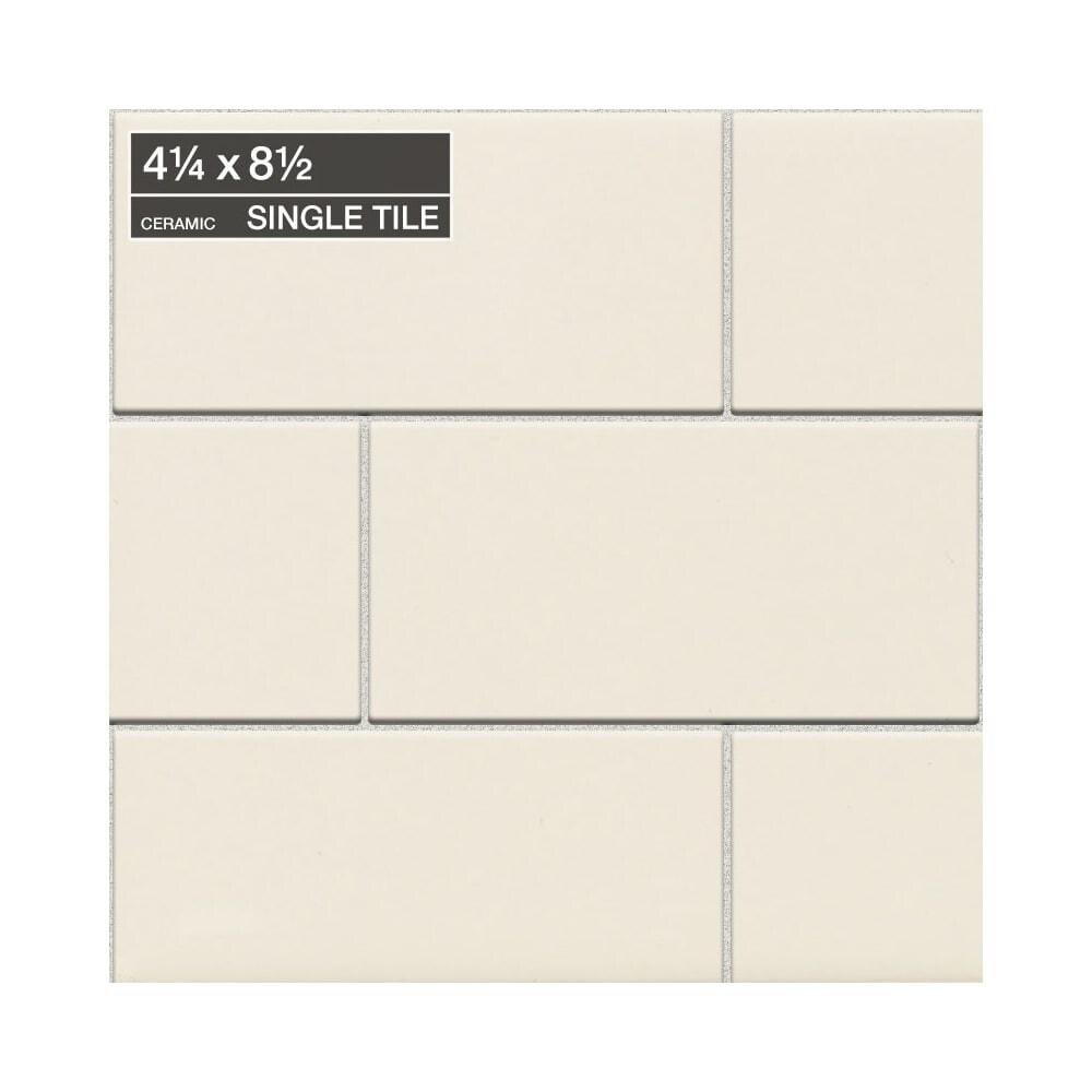 Shop Daltile K748modp Modern Dimensions 8 12 X 4 14 Rectangle