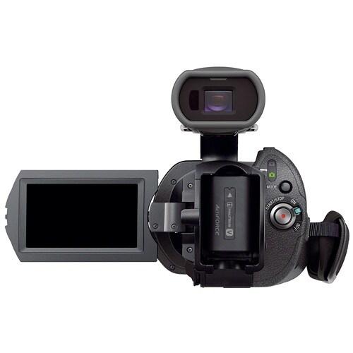 Sony NEX-VG900 Full-Frame Interchangeable Lens Camcorder - Free ...