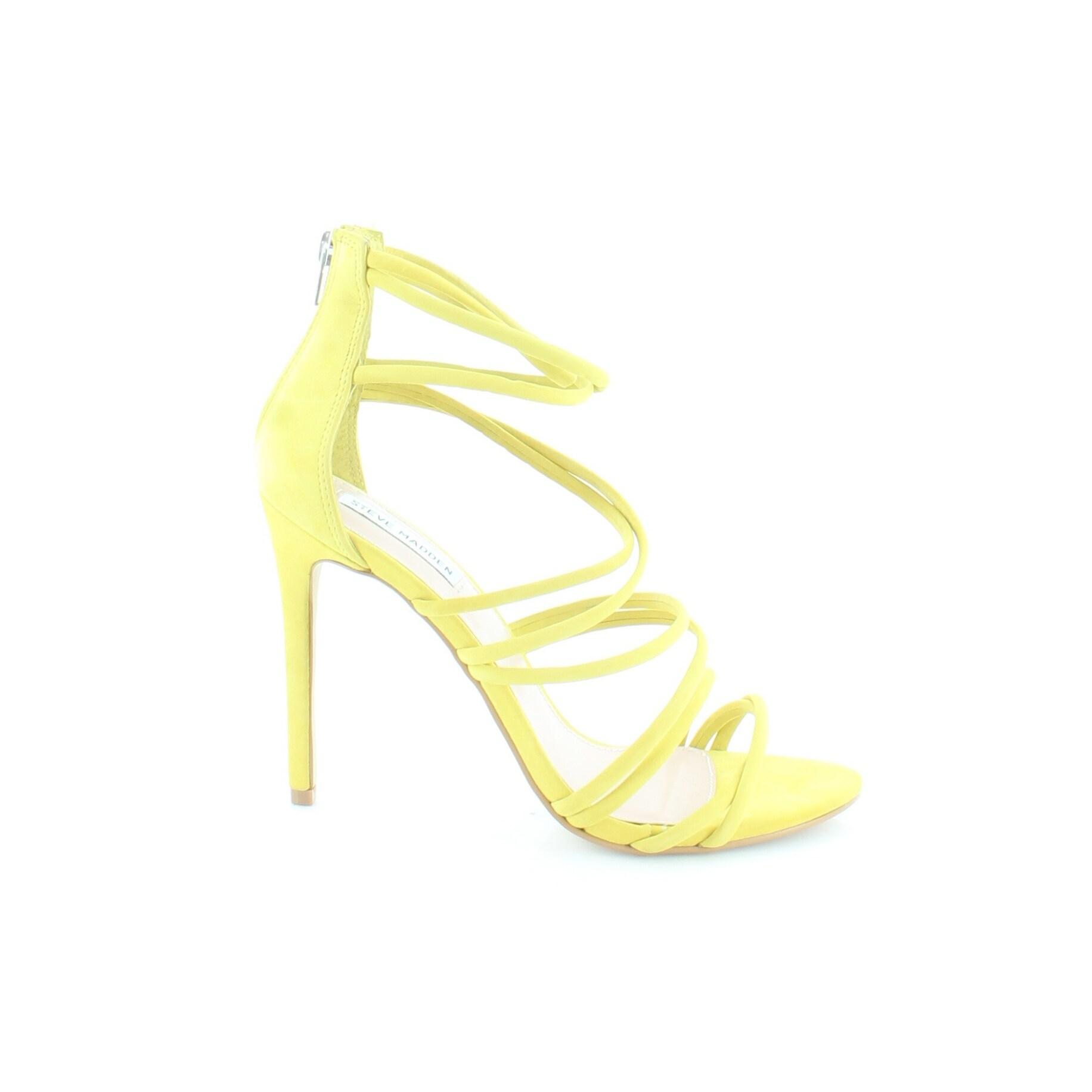 fe68f43acb5 Shop Steve Madden Santi Women's Heels Yellow - 10 - Free Shipping ...