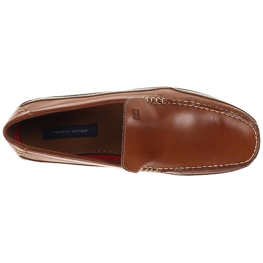 cd3c1498a Shop Tommy Hilfiger Men s Dathan Boat Shoe - Free Shipping On Orders Over   45 - Overstock - 21334473
