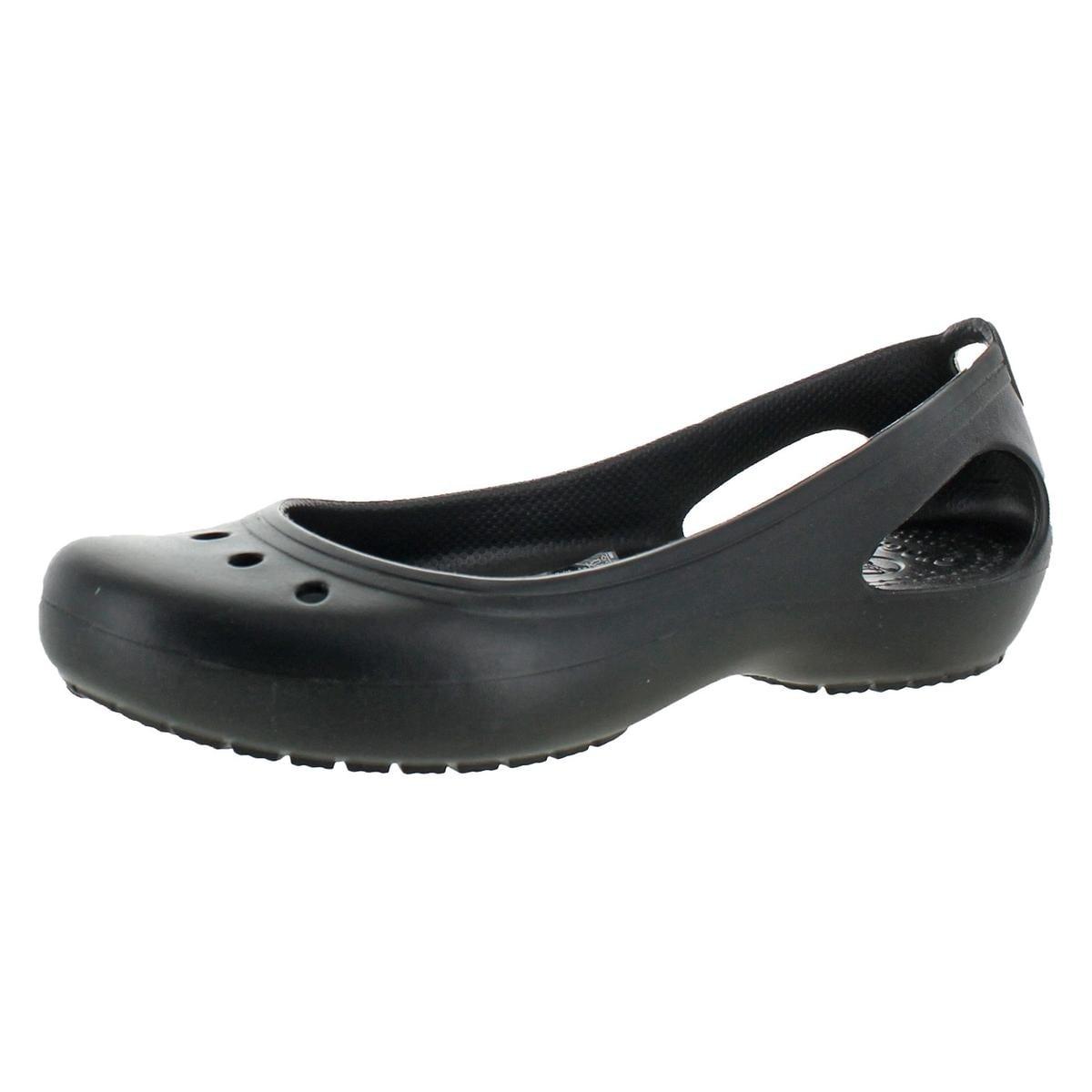 63e5f3dea0216c Shop Crocs Womens Kadee Casual Shoes Ballet Croslite - Free Shipping On  Orders Over  45 - Overstock - 23076421
