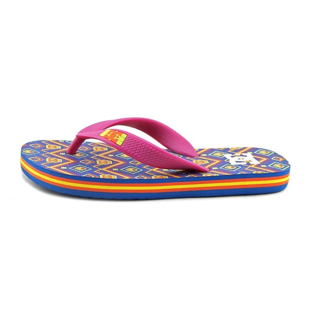 7bdcfaf41a5 Shop DC Shoes Spray Graffik Open Toe Synthetic Flip Flop Sandal - Free  Shipping On Orders Over  45 - - 17838727