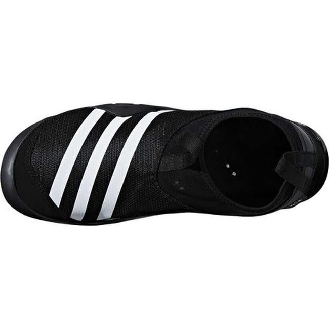 495795bc2caa Shop adidas Men s Climacool Jawpaw Slip On Water Shoe Black White Silver  Metallic - On Sale - Free Shipping Today - Overstock - 11780013