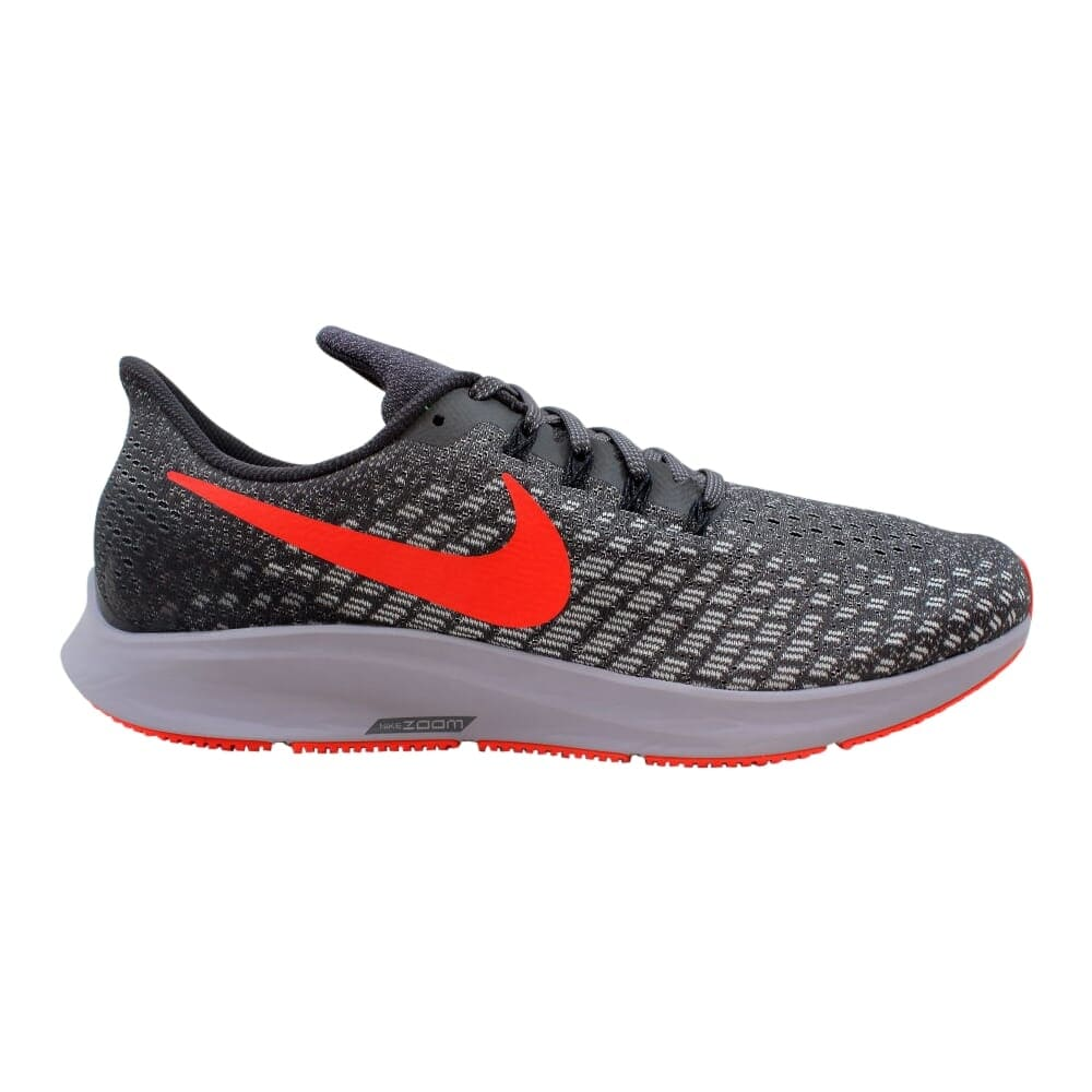 online store a3234 786a5 Nike Men's Air Zoom Pegasus 35 Thunder Grey/Bright Crimson 942851-006 Size  11.5