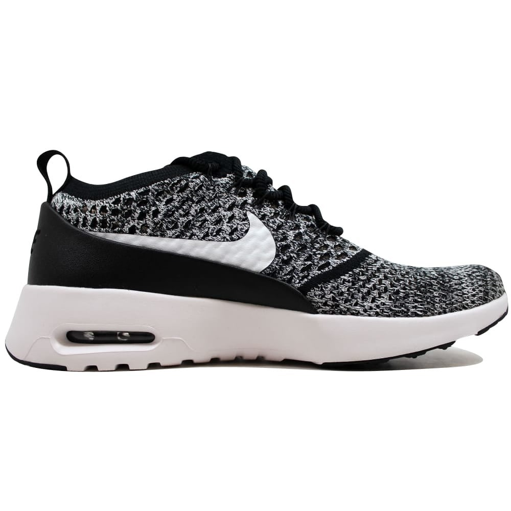 c5dcd9011f0 Shop Nike Women s Air Max Thea Ultra Flyknit Black White 881175-001 - Free  Shipping Today - Overstock - 22340217