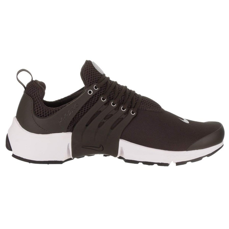 8aa854d1c8ad Shop Nike Mens Air Presto Essential Low Top Lace Up Running Sneaker - Free  Shipping Today - Overstock - 25774259