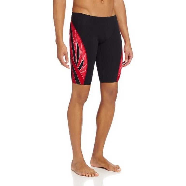 89d96b1490 Shop Tyr Mens Phoenix Splice Jammer Swimsuit - On Sale - Free Shipping  Today - Overstock - 22200142
