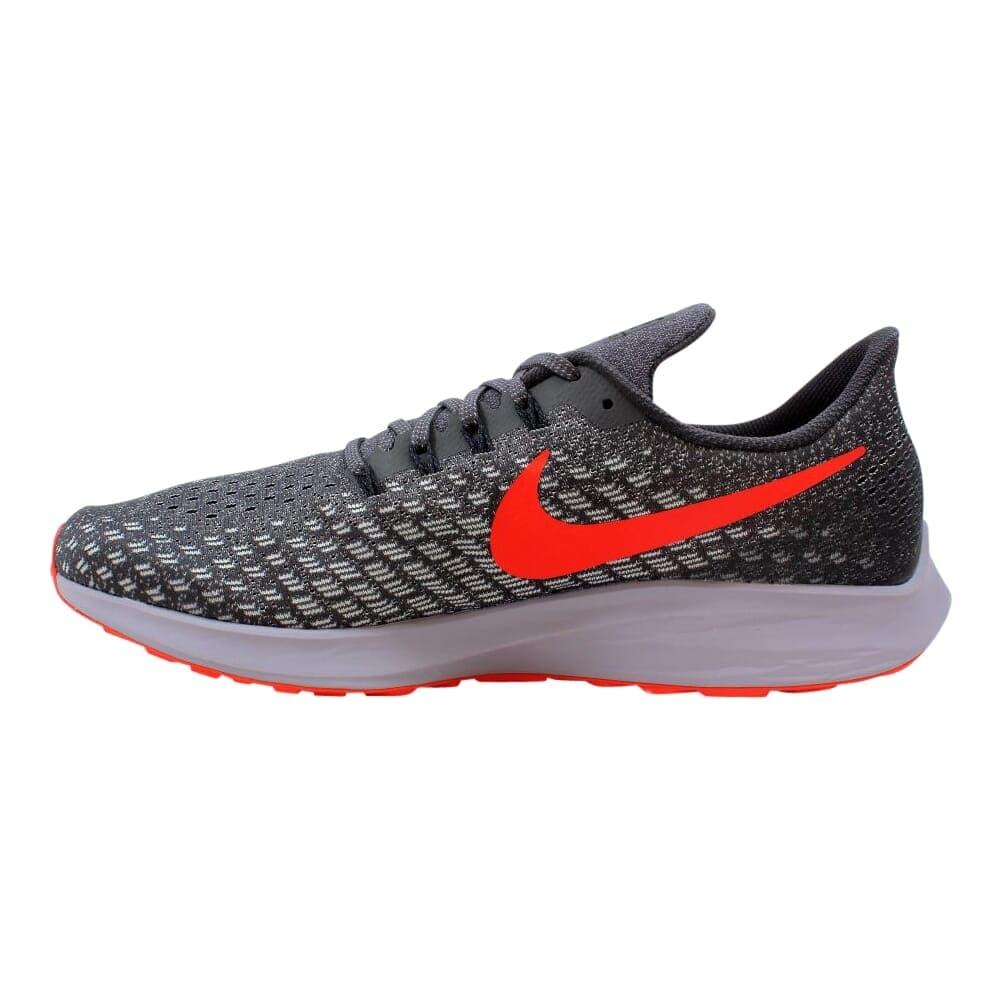 online store 4dd9f 5a50e Nike Men's Air Zoom Pegasus 35 Thunder Grey/Bright Crimson 942851-006 Size  11.5