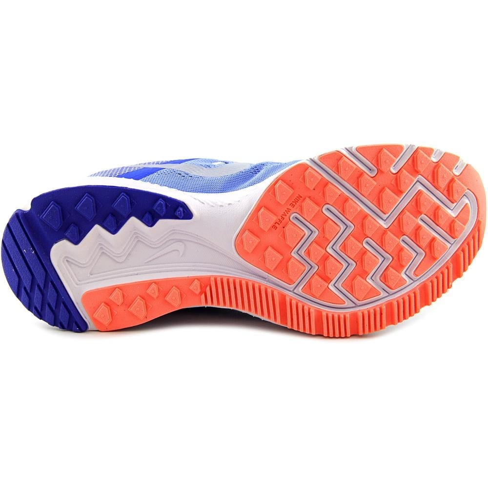 meet 46b11 25f81 Shop Nike Zoom Winflo 2 Women Round Toe Synthetic Blue Running Shoe - Free  Shipping On Orders Over  45 - Overstock - 14039832