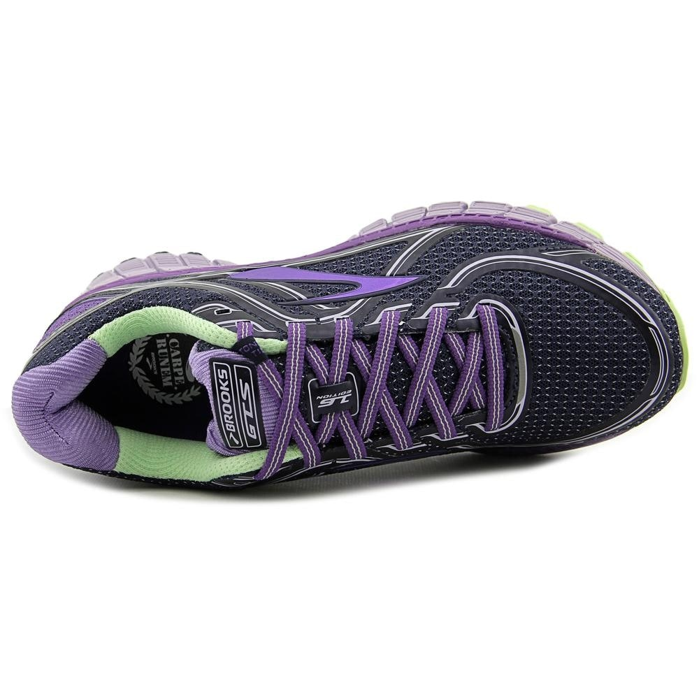 50e864e52a9e0 Shop Brooks Adrenaline Gts 16 Women Round Toe Synthetic Purple Running Shoe  - Free Shipping Today - Overstock - 15880736