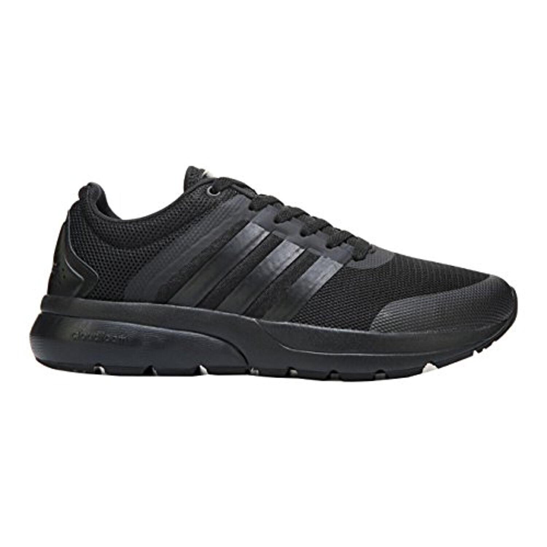 adidas NEO Mens Cloudfoam Flow 20 Fashion Sneaker 11 DM US Black Black   Black Black  Free Shipping Today  Overstockcom  24414135