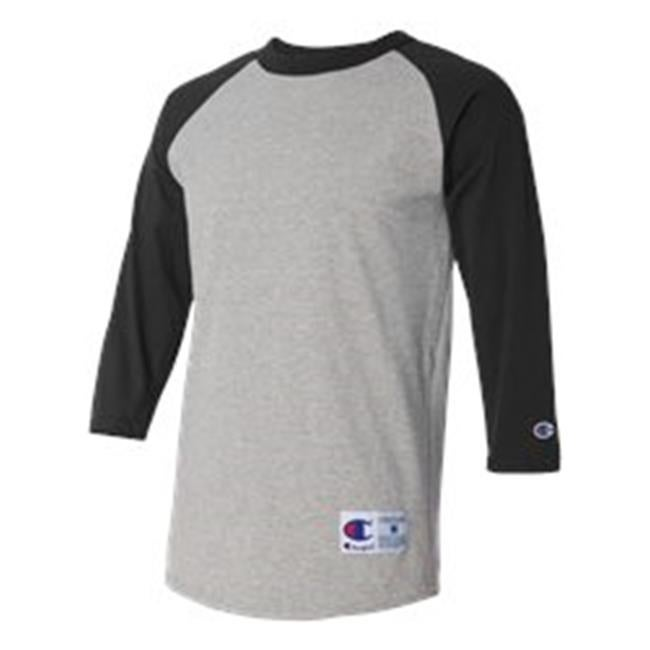 4e9a150e193 Shop T137 Adult Baseball Raglan Sleeve Tee