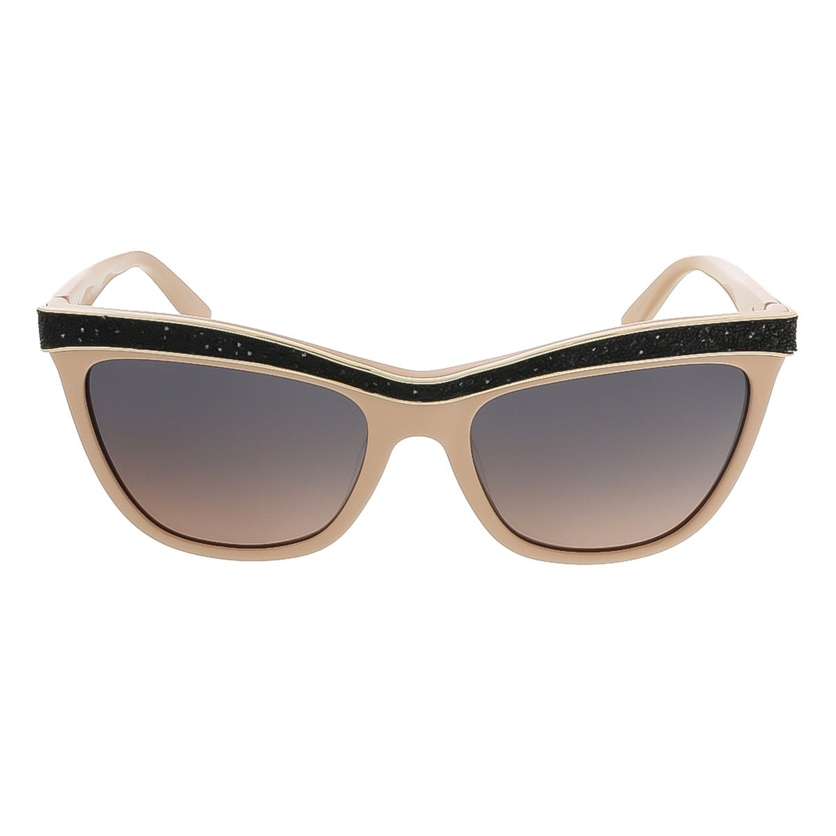 8818aad55c1 Shop Swarovski SK0075 S 72B Rose Pale Gold Butterfly sunglasses - 55-17-135  - On Sale - Free Shipping Today - Overstock - 13401947