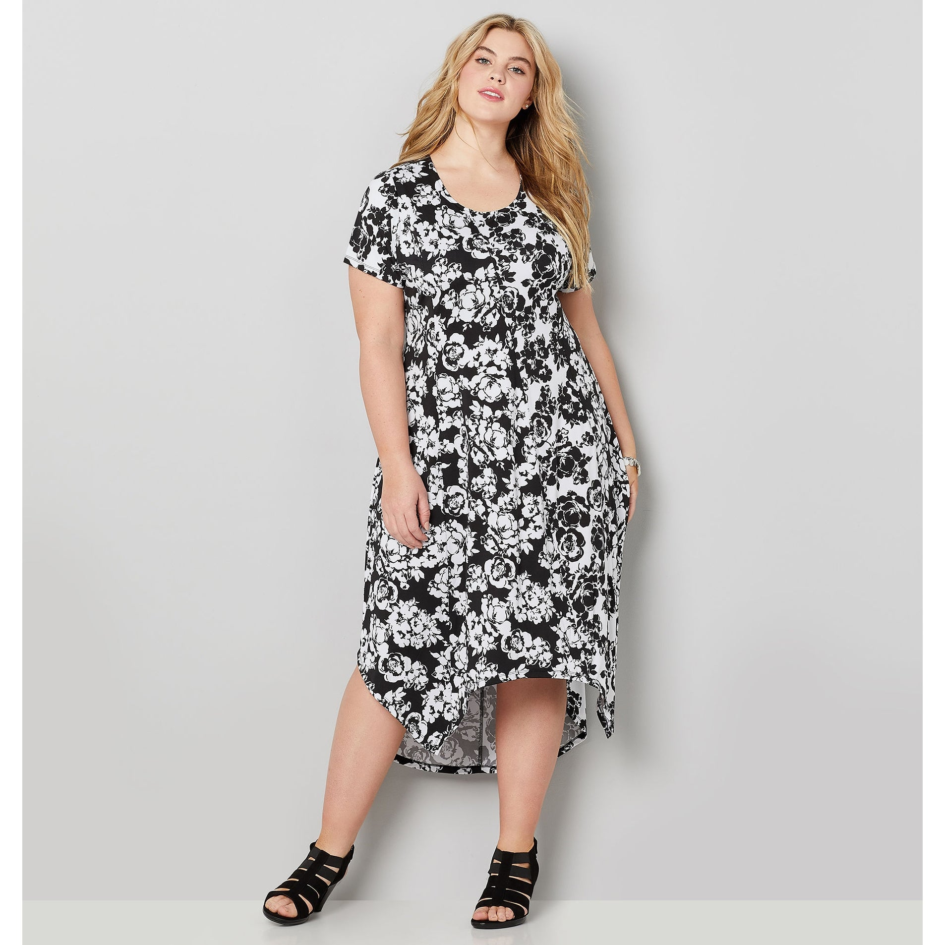 Plus Size Cute Maxi Dresses – DACC