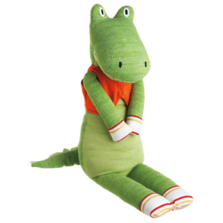 Shop 40 Large Genuine Monkeez And Friends Green Plush Gilbert Gator