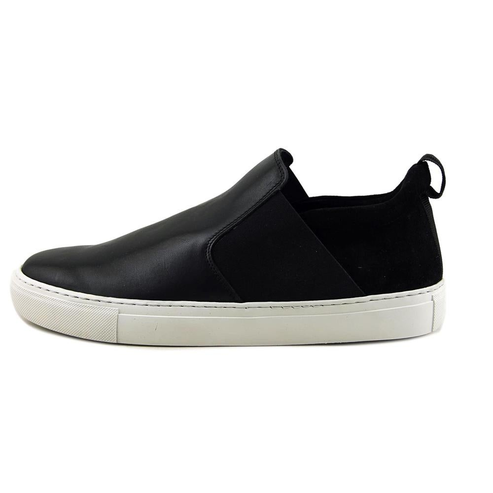 a283aad4b671e Shop Supply Lab Landon Men Round Toe Suede Black Loafer - Free Shipping  Today - Overstock - 20061295