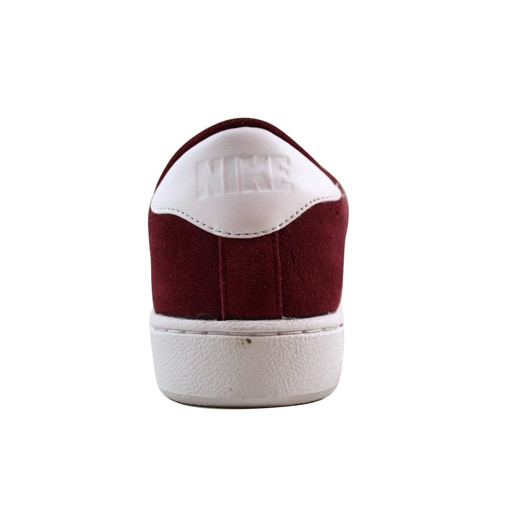 new styles 9b152 0fd2c Shop Nike Tennis Classic CS Suede Team Red Team Red-White 829351-601 Men s  - On Sale - Free Shipping Today - Overstock - 21893571